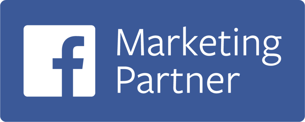 Partner Badge der Hoy AG als Facebook Marketing Partner